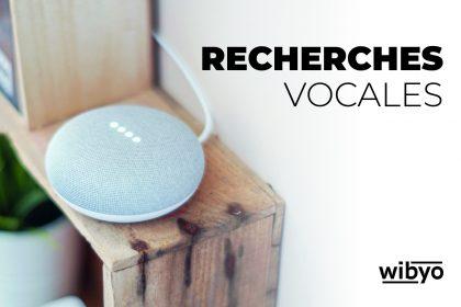Recherche vocale Google: Une manière d'améliorer l'algorithme?